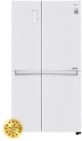 Холодильник с морозильником LG DoorCooling+ GC-B247SVDC -