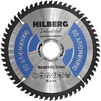 Пильный диск Hilberg HA185 -