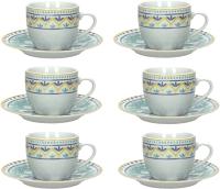 Набор для чая/кофе Tognana Olimpia/Alhambra / OM085023411 -