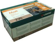 Фотобумага Lomond A6, 230 г/м, 250 л. / 0102157 (матовая) -