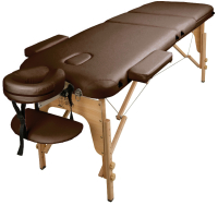 Массажный стол Atlas Sport 3D-60185/4B (кофейный) -