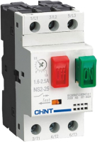 Пускатель магнитный Chint NS2-32 24-32A (R) / 146475 -