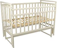 Детская кроватка ФА-Мебель Дарья 2 (слоновая кость) -