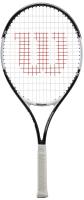 Теннисная ракетка Wilson Roger Federer 23 Gr0000 / WR028410U (белый/черный) -