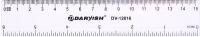 Линейка Darvish DV-12016 (15см) -