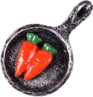 Магнит декоративный Darvish Сковородка с овощами / DV-717 -