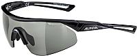 Очки солнцезащитные Alpina Sports Nylos Shield VL / A86331-31 (черный) -