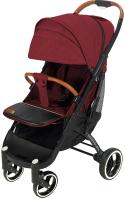Детская прогулочная коляска Yoyaplus Pro Черная рама (Red) -