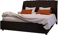 Двуспальная кровать Аметиста Афина 2 (Noks 15) -
