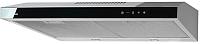 Вытяжка плоская Akpo Glass Touch P-3060 WK-9 (нержавеющая сталь/черное стекло) -