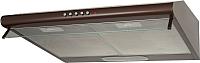 Вытяжка плоская Akpo P-3060 WK-7 (коричневый) -
