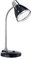 Настольная лампа Ideal Lux Elvis TL1 Nero / 34393 -