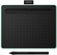 Графический планшет Wacom Intuos S Bluetooth Pistachio / CTL-4100WLE-N -