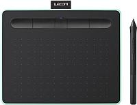 Графический планшет Wacom Intuos M Bluetooth Pistachio / CTL-6100WLE-N -