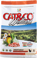 Корм для кошек Adragna Cat&Co Wellness Adult Indoor Lamb&Potatoes (10кг) -