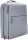 Рюкзак Xiaomi Mi City Backpack / ZJB4066GL (светло-серый) -