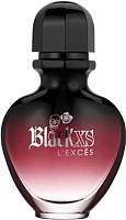 Парфюмерная вода Paco Rabanne Black XS L Exces (30мл) -