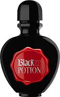Туалетная вода Paco Rabanne Black XS Potion (80мл) -