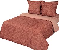 Комплект постельного белья АртПостель Византия 900/1 (коричневый) -