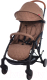 Детская прогулочная коляска Carrello Pilot CRL-1418 (бежевый) -