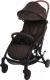 Детская прогулочная коляска Carrello Pilot CRL-1418 (коричневый) -