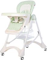 Стульчик для кормления Carrello Caramel CRL-9501/3 (зеленый) -