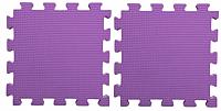 Гимнастический мат Midzumi №2 Будо-мат (фиолетовый) -