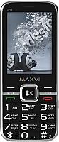Мобильный телефон Maxvi P18 (черный) -