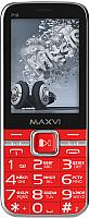 Мобильный телефон Maxvi P18 (красный) -