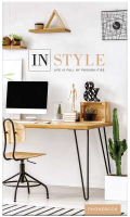 Телефонная книга OfficeSpace Офис. In style / Тк80т-25344 (80л) -