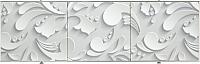 Экран для ванны Comfort Alumin Ажур 3D 170x50 -