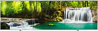 Экран для ванны Comfort Alumin Водопад 3D 170x50 -