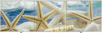 Экран для ванны Comfort Alumin Морская звезда 3D 170x50 -