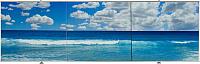 Экран для ванны Comfort Alumin Океан 3D 170x50 -