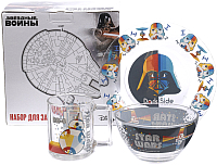 Набор столовой посуды ОСЗ Star Wars / 18с2055ДЗStarWars -