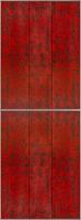 Экран-дверка Comfort Alumin Бордовый 73x200 -