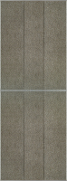 Экран-дверка Comfort Alumin Тропическая ночь 83x200 -