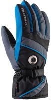 Перчатки лыжные VikinG Trick / 110/08/3202-15 (р.7, синий) -