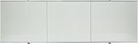 Экран для ванны Comfort Alumin Белый матовый 120 -