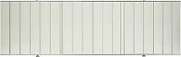 Экран для ванны Comfort Alumin Серебряный(10) 120 -