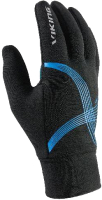 Перчатки лыжные VikinG Flex / 140/17/1410-17 (р.6, синий) -
