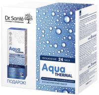 Набор косметики для лица Dr. Sante Aqua Thermal крем для лица д/норм. и комбин. кожи + крем для век (50мл+15мл) -
