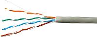 Кабель SkyNet Premium CSP-UTP-4-CU (305м, серый) -