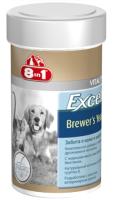 Кормовая добавка для животных 8in1 Excel Brewers Yeast / 115717/660894 (780таб) -