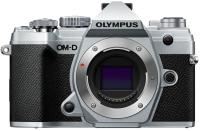 Беззеркальный фотоаппарат Olympus E-M5 Mark III Body (серебристый) -