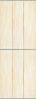 Экран-дверка Comfort Alumin Волна персиковая 83x200 -