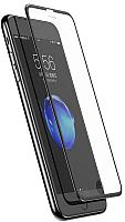 Защитное стекло для телефона Case 3D Rubber для iPhone 6 / 6s / 7 / 8 (черный) -