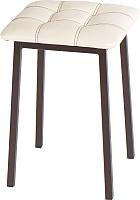 Табурет AMC Comfort 7.23 (коричневый/слоновая кость) -