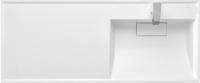 Умывальник Акватон Лондри 120 (1A72243KLH010) -