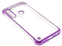 Чехол-накладка Case Flameress для Redmi Note 8 (фиолетовый) -